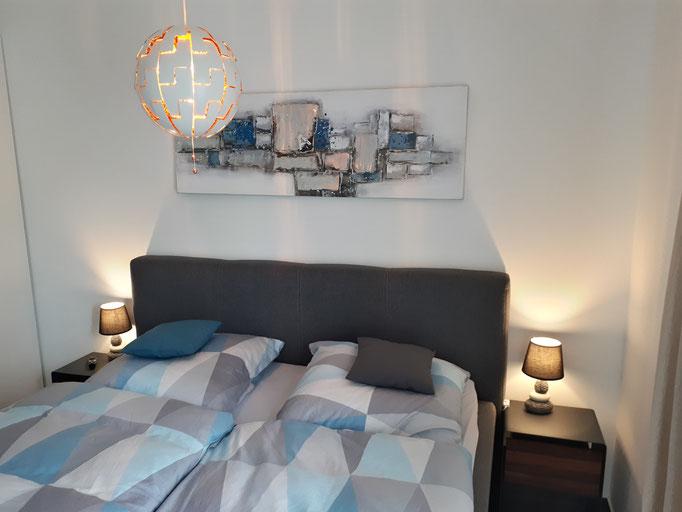 Belia's Home Ferienwohnung Schlafzimmer 2