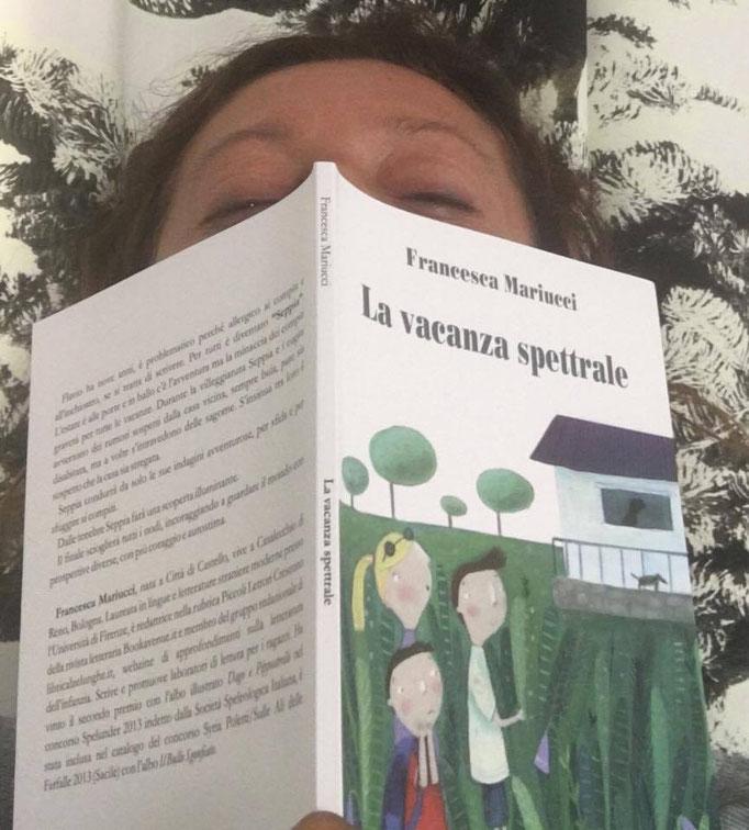 è arrivato il libro