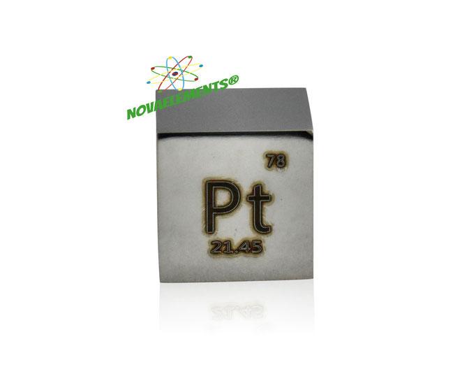 platino cubi, platino metallo, platino metallico, platino cubo, platino cubo densità, nova elements platino, platino da investimento