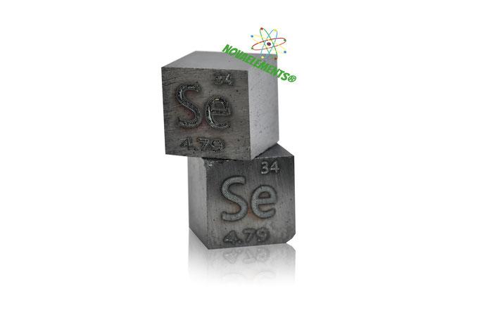 selenio cubi, selenio non metallo, selenio metallico, selenio cubo, selenio cubo densità, nova elements selenio