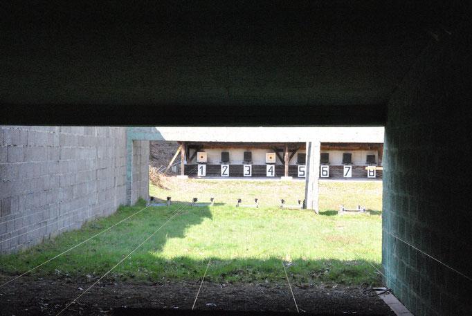 50m Kleinkaliberstand