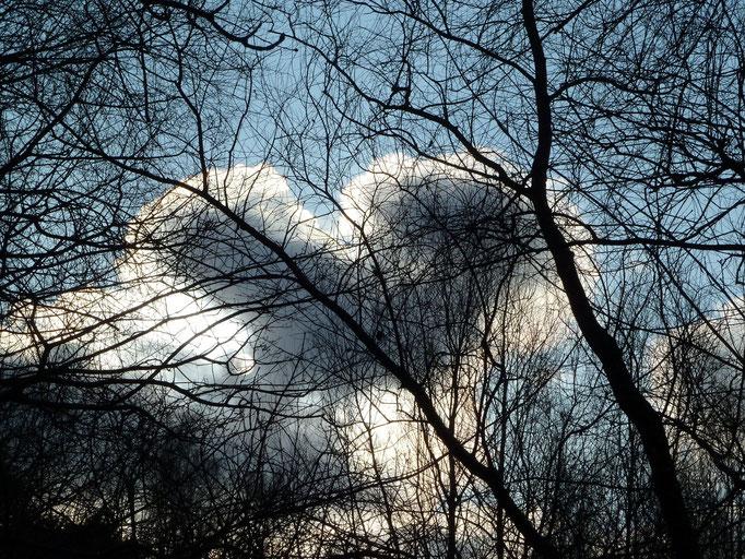 Liebes Gruss vom Himmel
