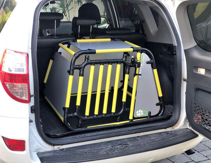Hundebox +M1 5.5 für Toyota RAV4
