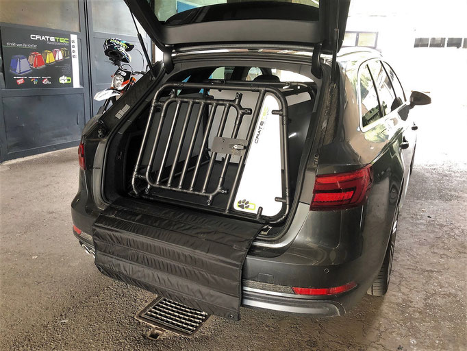 Hundebox +L2 Audi A4 Avant