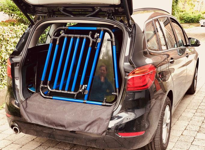 Hundebox +L1+ 4.1 für BMW 2er GranTourer