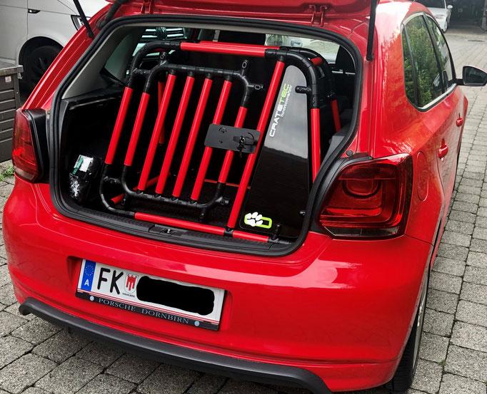 Hundebox +M1 3.1 für VW Polo