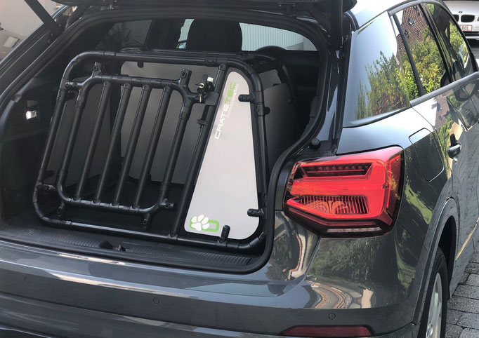 Hundebox +M1 1.5 für Audi Q2