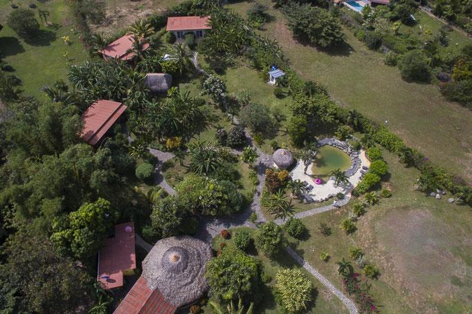 Cabanas Los Colibris région El Valle de Anton