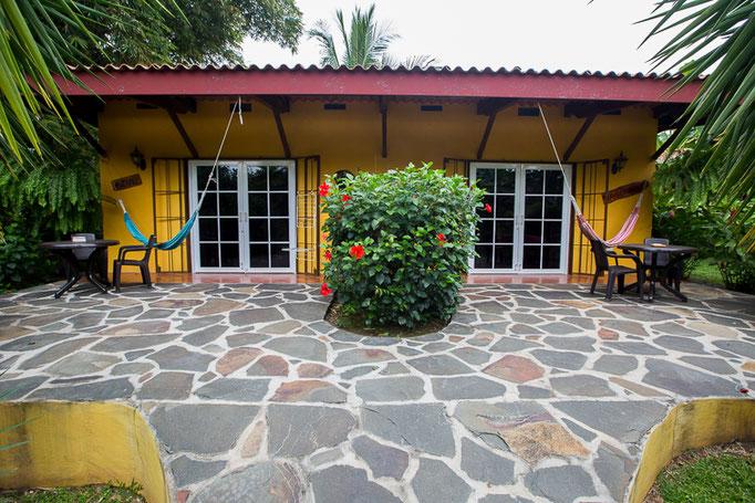 Chambres confortable et chaleureuses Cabanas los Colibris