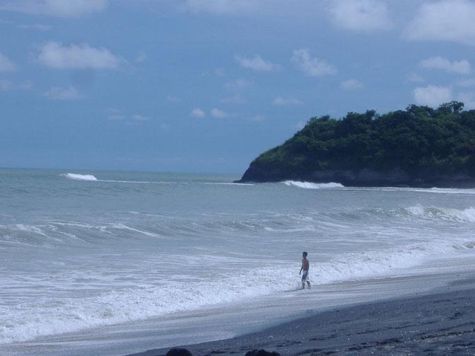 Playa El Palmar, San Carlos