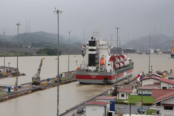 Visite du canal de Panama