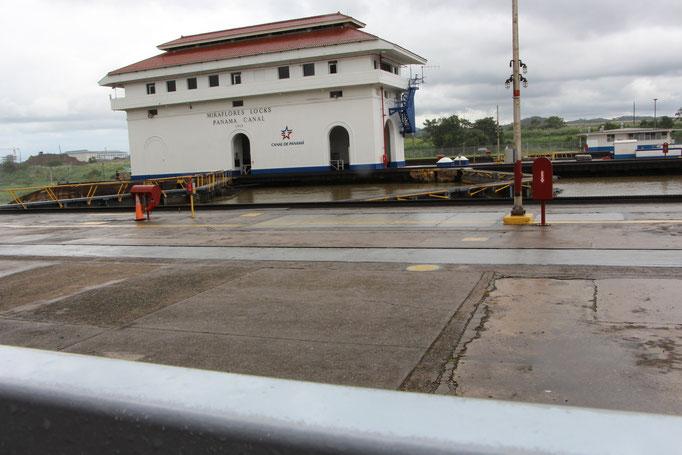 Ecluses de Miraflores Panama