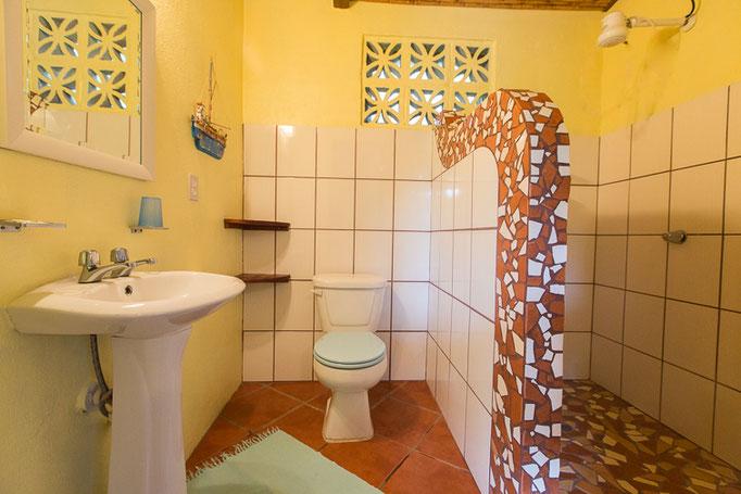 Salle de bains Cabanas los Colibris