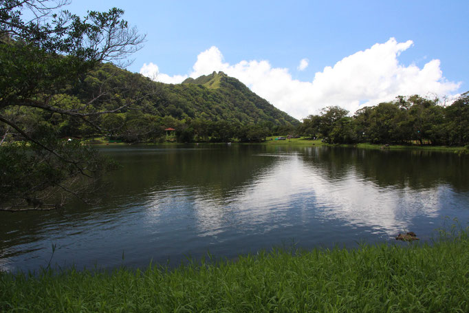 Montagne et lacs Panama