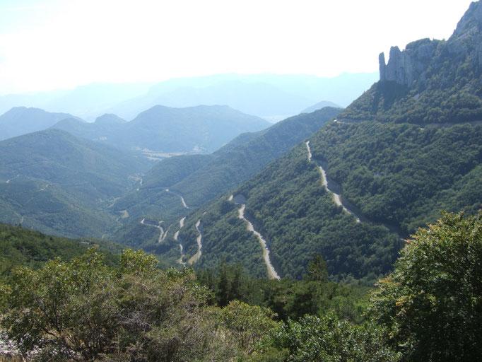 Col de Rousset natural park