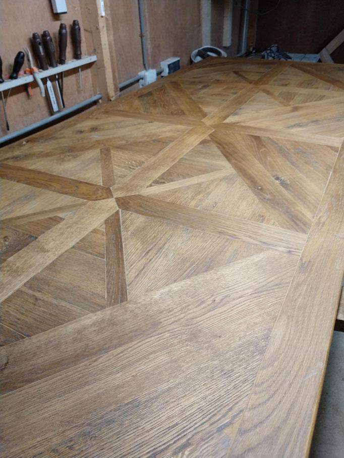 tekening van hout