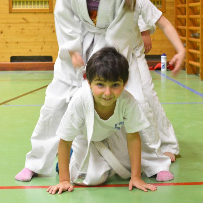 Kampfkunst kindergerecht und altersgerecht Vorschule