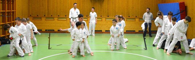 Spiel und Spaß bei Bewegung und Sport 3-6 Jahre
