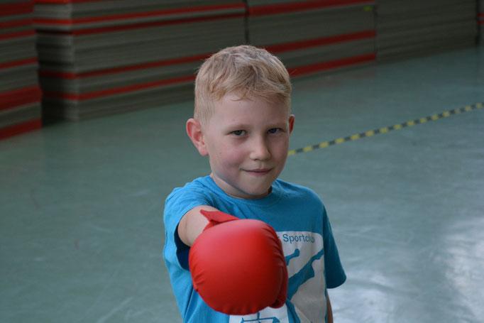 Martial Arts in Wien für Kindergarten mit Karateprofi, 4 Jahre