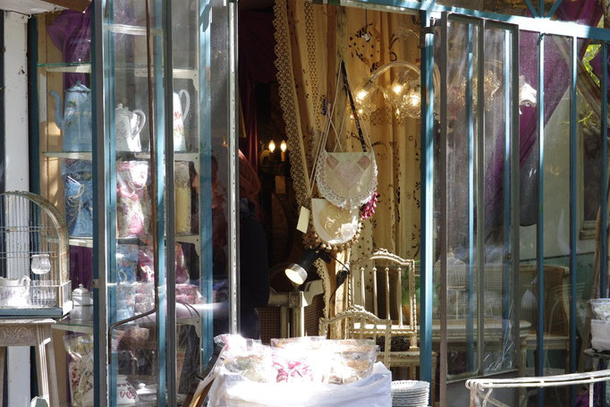 Antiquitätenhandler