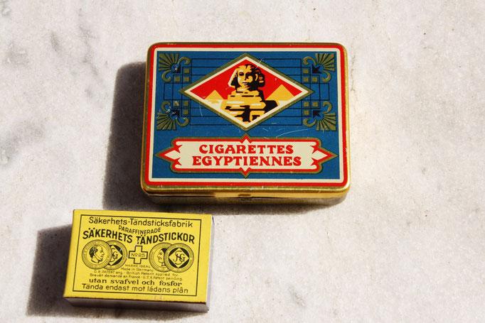 Scherzartikel Zigarettten & Streichhölzer