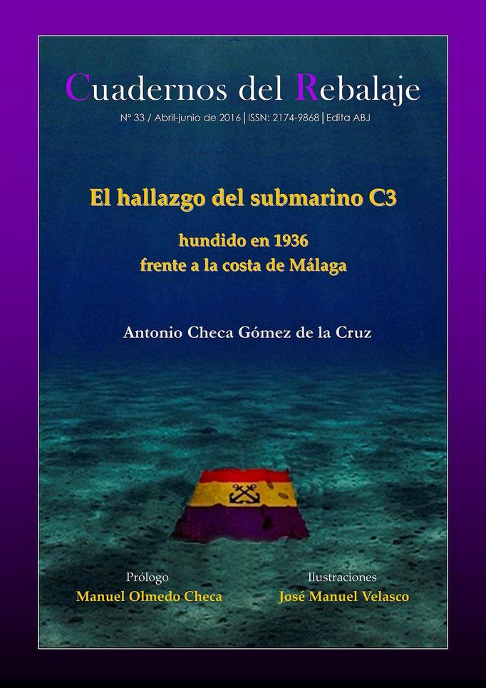 33.- El hallazgo del submarino C3...