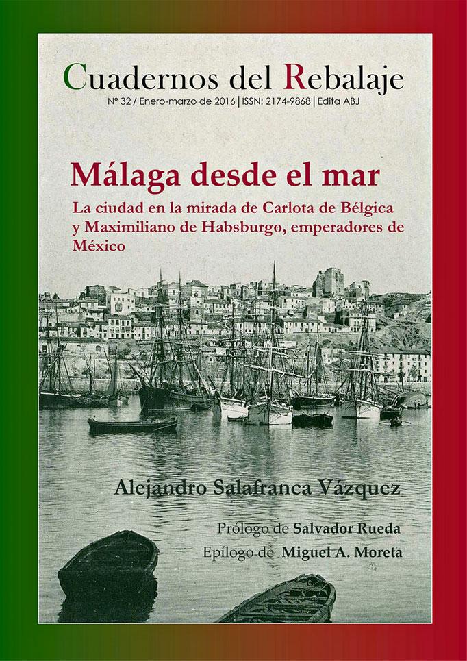 32.- Málaga desde el mar