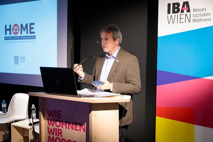 Kurt Hofstetter - Team IBA Wien