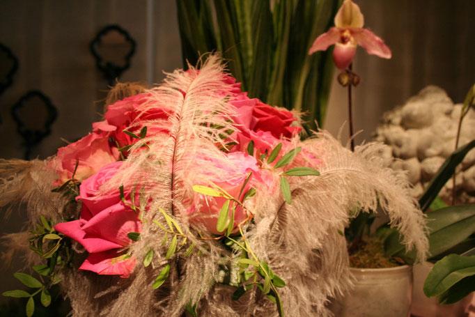 Ausstellung Blumen & Porzellan von Arx Blumen & Garten  |  Olten