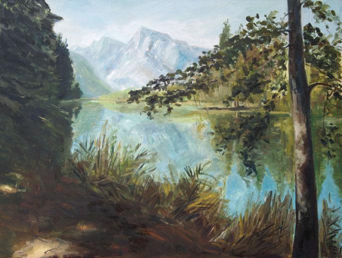 Blick auf den See II