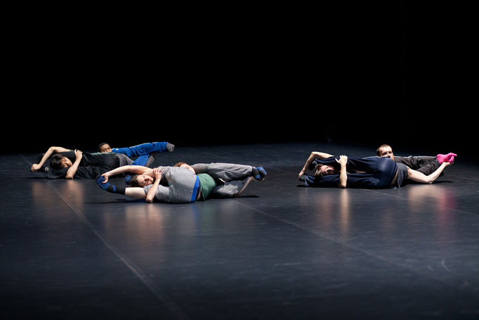 Stellentstellen - by William Forsythe; photo: Dominik Mentzos