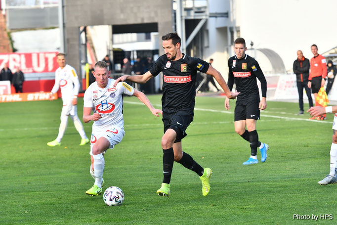 Admira Wacker erarbeitete sich gegen Austria Wien ein torloses Unentschieden