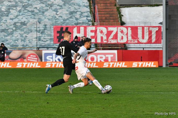 Neben Max Sax waren zahlreiche ehemalige Admiraspieler mit Austria Wien wieder in die Südstadt zurückgekommen