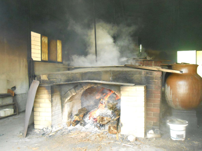 塩工房 つばき窯