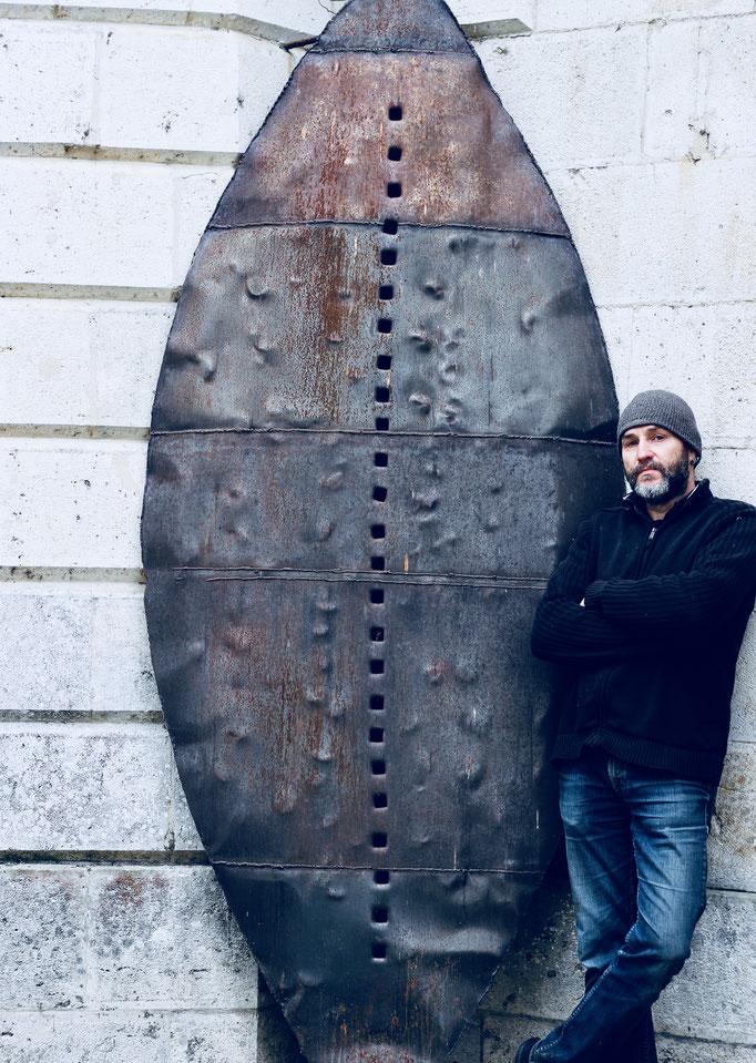 Monumentale Métal Art Vanorbeek