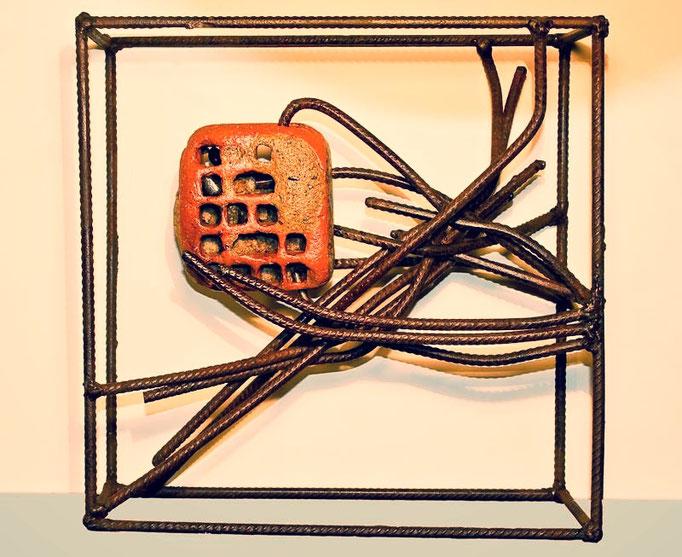 Deev Vanorbeek, artdeev soudée         NEW WEBSITE-NAME www.vanorbeek.com                         métal art sculpture