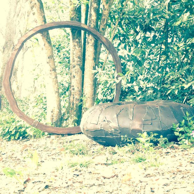 metal art @ vanorbeek David