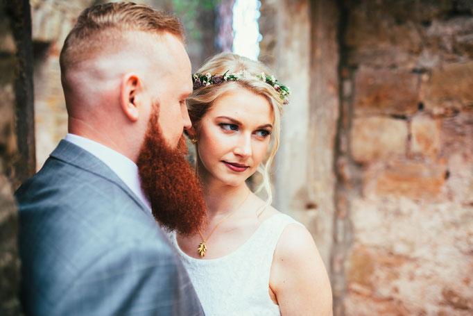 Wedding-Shooting mit Fuldaer Kooperationspartnern