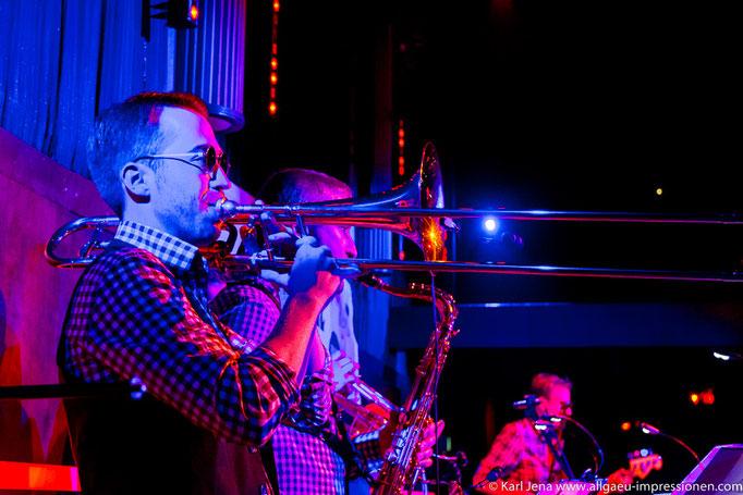 Kemptener Jazzfrühling 2016 Parktheater Blues Brothers