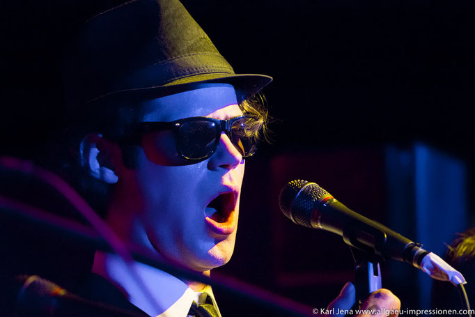 Kemptener Jazzfrühling 2016 Parktheater Blues Brothers