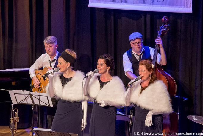 SWING TANZEN VERBOTEN! Im Kornhaus beim Kemptener Jazzfrühling 2016