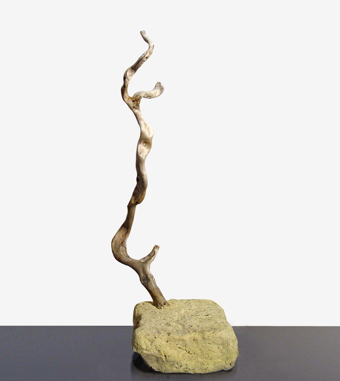 Jakob's Leiter - 2013 - ca. 20 x 20 - 52 cm