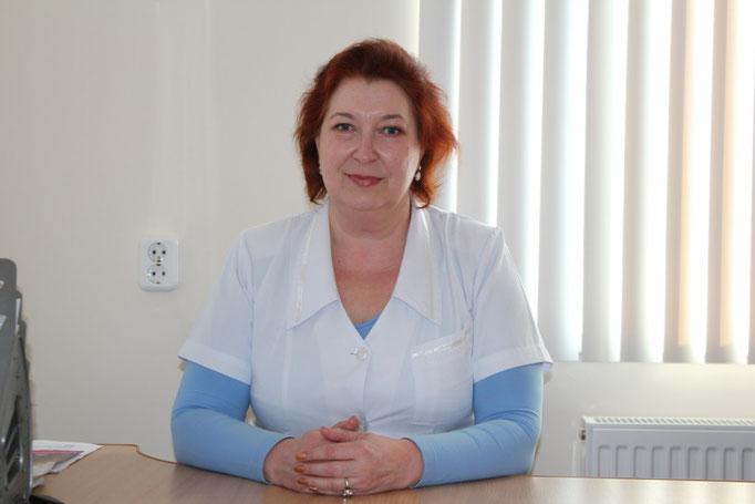 Хасино Ольга Викторовна