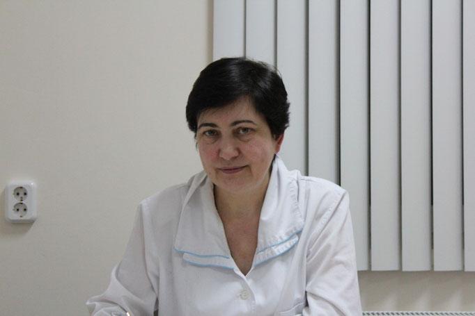 Щербакова Елена Николаевна