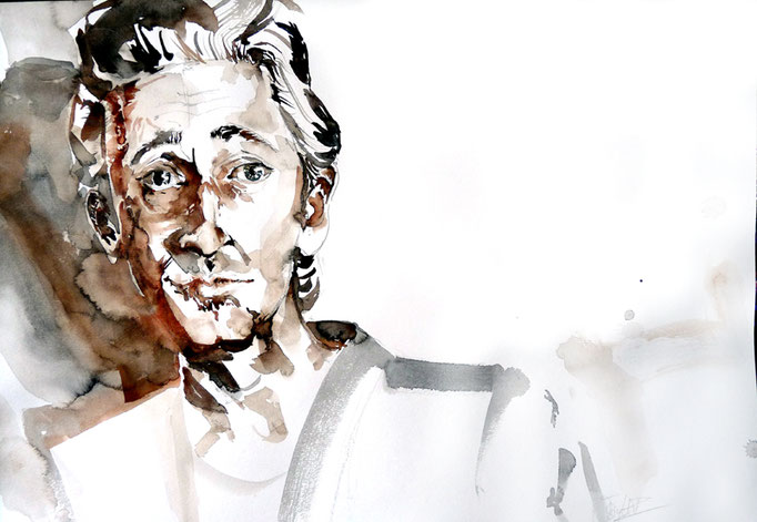 Sean Penn, Portrait