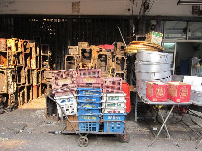 Chinatown, Bangkok 2013