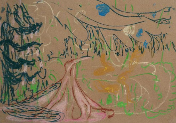 l1, pastell, 35 x 50cm, 2015