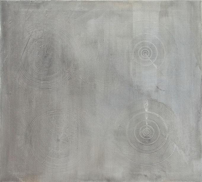 ohne Titel 2016 / 110x120 cm Acryl