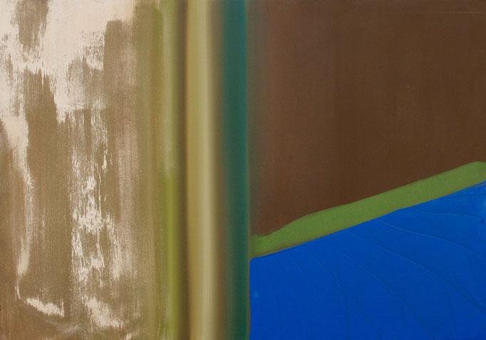 ,,surface'' 2015 / 100x150 cm ÖL