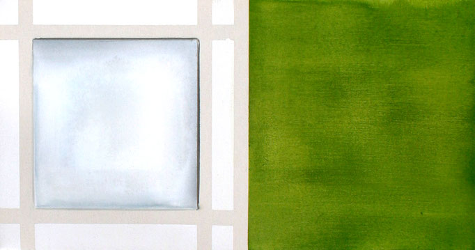,,Kachel'' 2016 / 60x120 cm Acryl